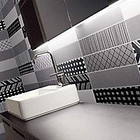 Carrelage mural gris marbre 30 x 60 cm Flooring Design Scene (vendu au carton)