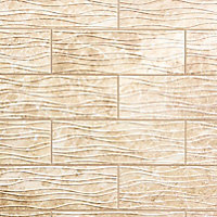 Carrelage mural marron 20x60cm Elegance marble