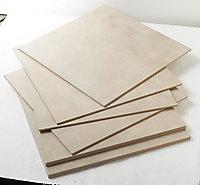 Carrelage sol beige Vrainy 60,4 x 60,4 cm
