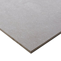 Carrelage sol gris 30 x 60 cm Slate