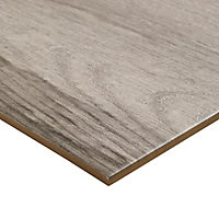 Carrelage sol gris 32 x 57 cm Norwegio