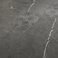 Carrelage sol gris poli 37 x 75 cm Ultimate Marble