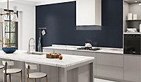 Carrelage sol intérieur bleu 30 x 90 cm Aragone