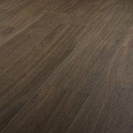 Carrelage sol marron 20 x 120 cm Rustic Wood