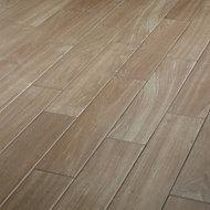 Carrelage sol naturel 10 x 50 cm Rustic Wood