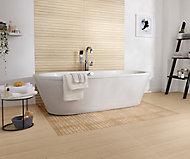Carrelage sol naturel 20 x 120 cm Modern oak