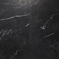 Carrelage sol noir 60 x 60 cm Ultimate Marble