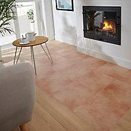 Carrelage sol terracotta 33 x 33 cm Cotto
