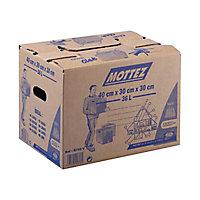Carton de déménagement 36 L