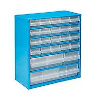 Casier de rangement Mac Allister plastique 24 tiroirs