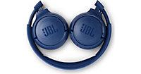 Casque Bluetooth JBL T500 Bleu