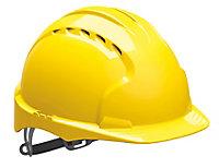 Casque de sécurité 3101 JSP Jaune