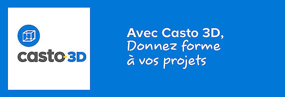 Casto D Logiciel Cuisine Salle De Bain Et Dressing D Castorama - Salle de bain 3d en ligne
