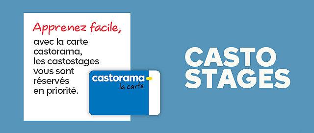 Casto Stages Castorama