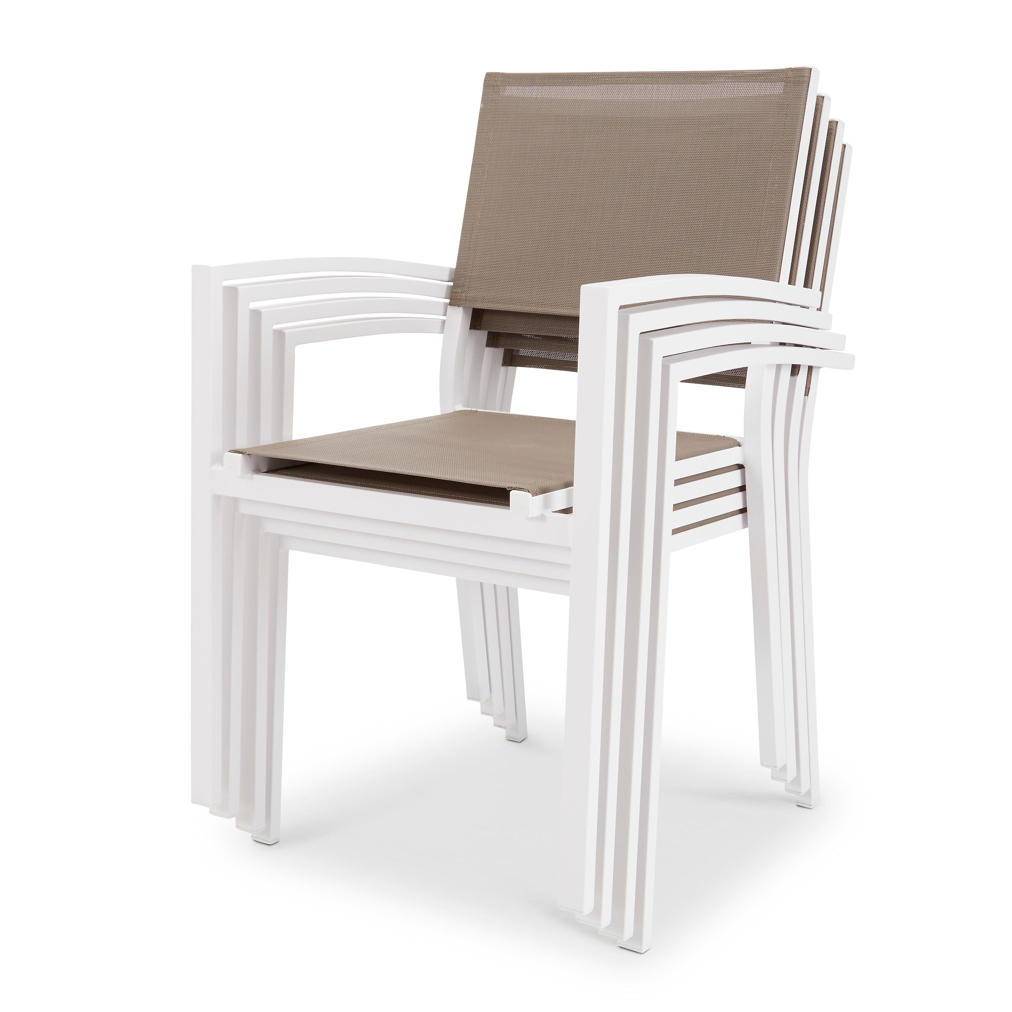 Chaise de jardin Baru