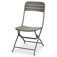 Chaise de jardin en métal Blooma Holi