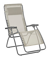 Chaise de jardin RSXA Clip & Serviette beige