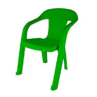 Chaise enfant Baghera verte