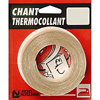 Chant bois thermocollant Chanfix chêne 23 mm x L.5 m
