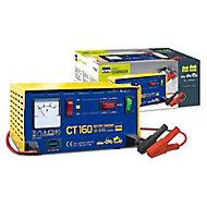 Chargeur de batterie manuelle Gys CT160 12/24V 15-160 Ah