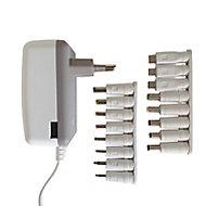 Chargeur universel Watt&Co 2000mA 16 connecteurs + USB