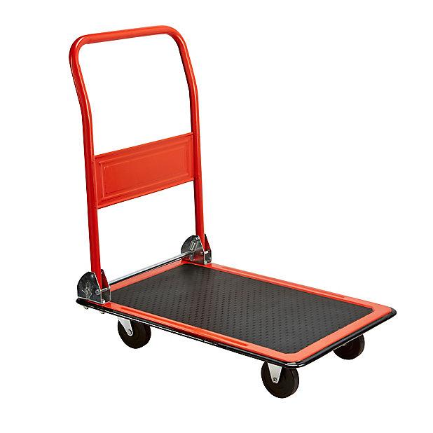 Plateau Chariot Planche De Manutention Ou De Demenagement En Bois Sur Roulette Chariot De Transport Sur Roulette Cdiscount Bricolage
