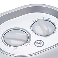 Chauffage d'appoint soufflant oscillant Blyss 2000 W
