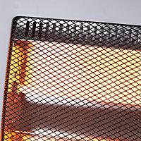 Chauffage d'appoint soufflant Quartz 1000W