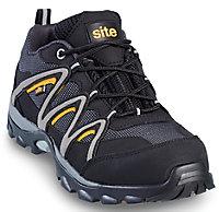 Chaussures de sécurité basses Mercury noires SITE taille 41