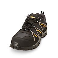 Chaussures de sécurité basses Mercury noires SITE taille 42