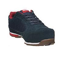 Chaussures de sécurité basses Strata bleu marine Site taille 45