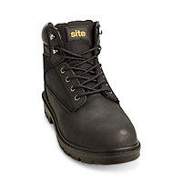 Chaussures de sécurité hautes Marble noires Site taille 43