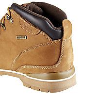 Chaussures de sécurité hautes Meteorite imperméables marrons SITE taille 41