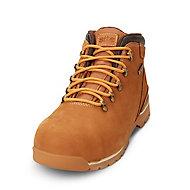 Chaussures de sécurité hautes Meteorite imperméables marrons SITE taille 43