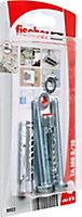 Cheville métallique à douille Fischer BT 6 x 60 mm, 4 pièces