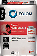 Ciment Multi-usages Eqiom CEM II 32,5R CE NF 35kg