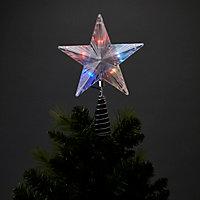 Cimier étoile 30 cm LED