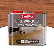 Cire liquide parquet Syntilor Chêne clair 2,5L