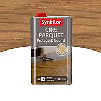 Cire liquide parquet Syntilor Naturel 1L