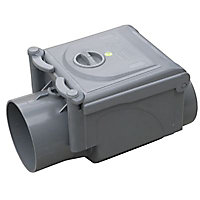 Clapet anti retour ø100 mm