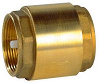 Clapet laiton 33-42
