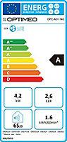 Climatiseur mobile Optiméo OPC-A01-140 4100W