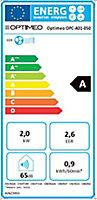 Climatiseur mobile Optiméo OPC-AO1-050 1460 W