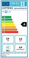 Climatiseur mobile Optiméo OPC-AO1-070 2035 W