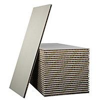 Cloison alvéolaire Pladur 250 x 120 cm, ép.50 mm