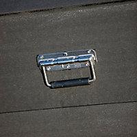 Coffre de filtration composite pour piscine H: 0,96m