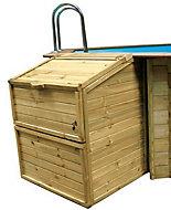 Coffre de filtration h.1,20 m