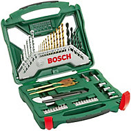 Coffret assortiment forets et embouts perçage vissage Bosch (50 pcs)
