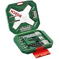 Coffret assortiment forets et embouts X-LINE perçage vissage Bosch (34 pcs)