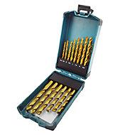 Coffret de forets métal Erbauer (25 pcs)